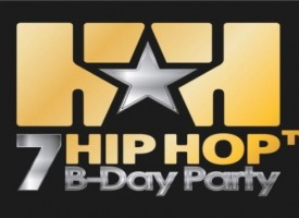 Hip Hop TV B Day Party