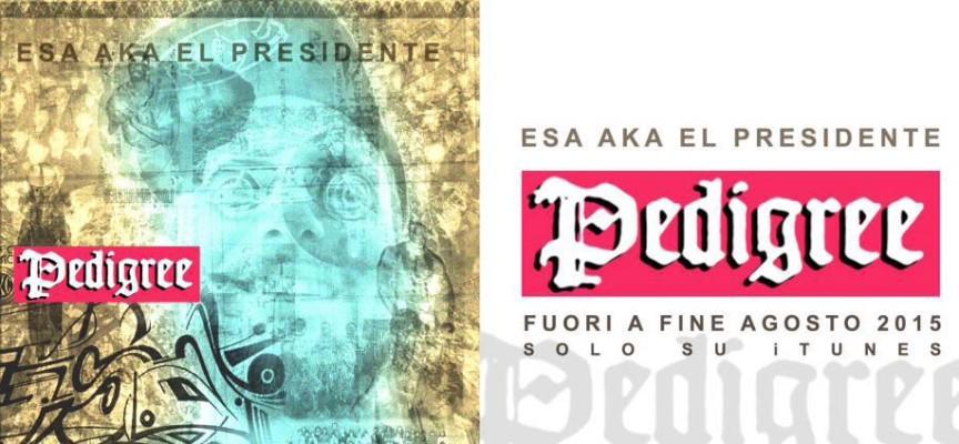 Esa, il nuovo album Pedigree fuori a fine agosto