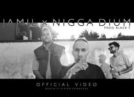 """Jamil e Nigga Dium :  il video di """" Quello che vivo """"  è online."""