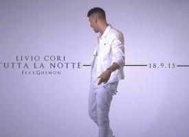 """"""" Tutta la notte """" – Livio Cori ft. Ghemon"""