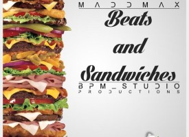 MADDMAX- Beats And Sandwiches – è in free download.