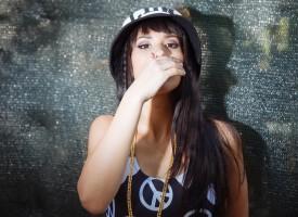 Baby K – Chiudo gli occhi e salto ft. Federica Abbate – IL VIDEO finalmente ONLINE!!!