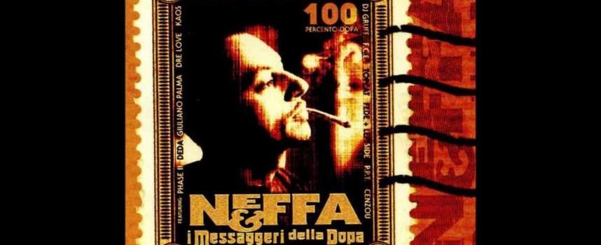 """In arrivo la ristampa in vinile di """"Neffa & I Messaggeri Della Dopa"""", l'esordio di Neffa."""