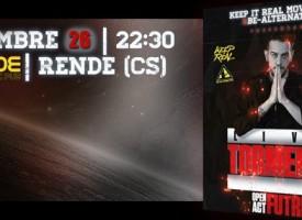 Tormento live in Calabria 26 novembre !!!