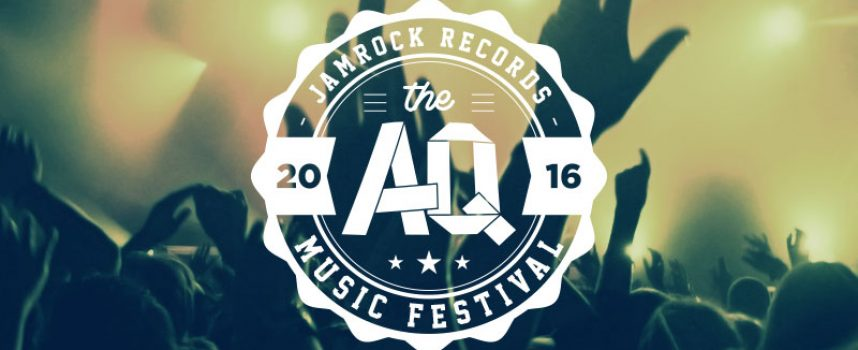 AQ MUSIC FESTIVAL MC CONTEST 2016