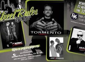 Super serata con  ATPC –  TORMENTO –  MAXI B –  JAP & PAGGIO