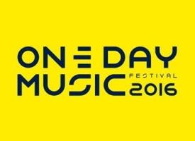 ONE DAY MUSIC FESTIVAL 2016 1 Maggio CATANIA