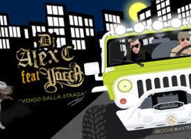 """DJ ALEX C pubblica il teaser di """"Vengo dalla strada"""" ft. Vacca"""