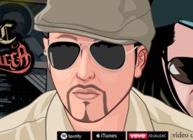 """DJ ALEX C pubblica il video di """"Vengo dalla strada"""" ft. Vacca, disponibile in free download"""