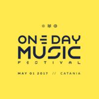 ONE DAY MUSIC FESTIVAL – 1 Maggio CATANIA – attese più di 20mila persone da tutta Italia – il programma dei due palchi principali