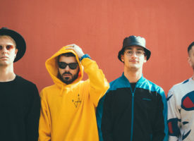 "FLOAT A FLOW ""From Another Future"" – il NUOVO ALBUM del collettivo Hip hop"