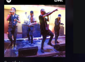 Lo Spotify Live Album di Laïoung e RRR Mob è ora disponibile sulla piattaforma