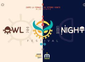 OWL NIGHT FESTIVAL – BASSI MAESTRO & KIAVE  protagonisti della serata inaugurale del festival