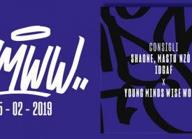 Consigli – la terza produzione del collettivo Young Minds Wise Words con Shaone, Mastu Nzò e Idgaf