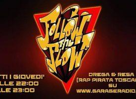 Tutti i giovedì dalle 22:00 alle 23:00 Drega & Resa from Rap Pirata Toscana su www.garageradio.org