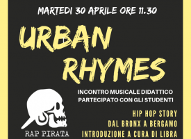 Rap Pirata Lombardia presenta Urban Rhymes