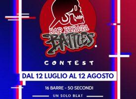Rap Pirata Academy lancia l' Online Summer Contest