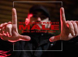 """""""Male"""": il primo singolo del 2019 di Kid Kontrasto è prodotto da George West"""