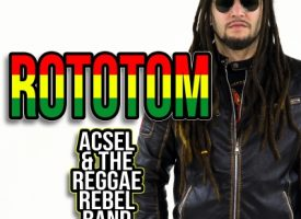 ACSEL & The Reggae Rebel Band – Rototom (Redgoldgreen label)