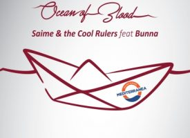 "Saime & The Cool Rulers – ""Ocean Of Blood ft. Bunna"" (Redgoldgreen label)"