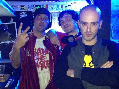 """""""Welcome 2 The Jungle"""", torna il live radio show di Danno, Ceffo e Cannasuomo"""