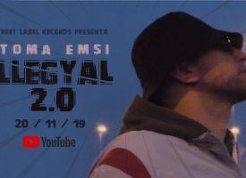 Stoma Emsi torna pubblicando Illegyal 2.0 col suo stile reggae e hiphop