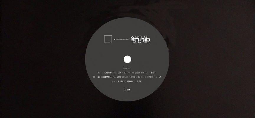 """Aldebaran Records pubblica il vinile """"Verso Altri Lidi Ep"""" di UOMINI DI MARE"""