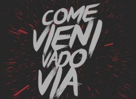 """COME VIENI VADO VIA"" di IPERGRIGIO (Redgoldgreen Label)"
