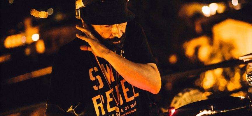 """It's The Joint!"", DJ Lugi protagonista del terzo appuntamento all'Angelo Mai"