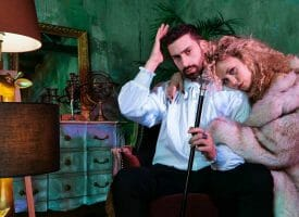 """""""Amanda"""": Dorian Nox omaggia la musa di Dalì nel suo nuovo video"""
