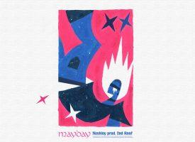 """""""Mayday"""": fuori oggi il video del nuovo di Nashley prodotto dai 2nd Roof"""
