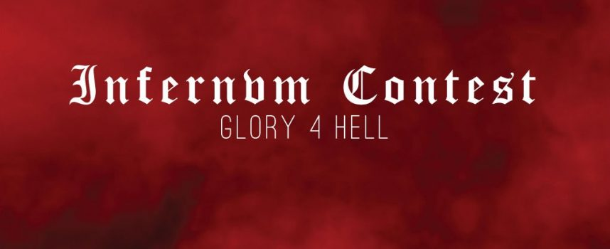 """INFERNVM"" Contest – Glory 4 Hell: la nuova iniziativa Glory Hole Records si rivolge a rapper, producer, videomaker e illustratori!"