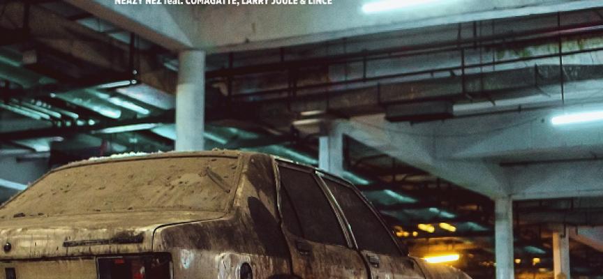 """""""In Macchina"""": il primo estratto del nuovo progetto di Neazy Nez coinvolge Lince, Comagatte e Larry Joule"""