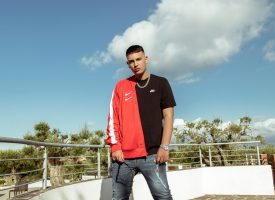 "Achelloos racconta il suo nuovo singolo ""Bravo"" a Hip Hop Italy"