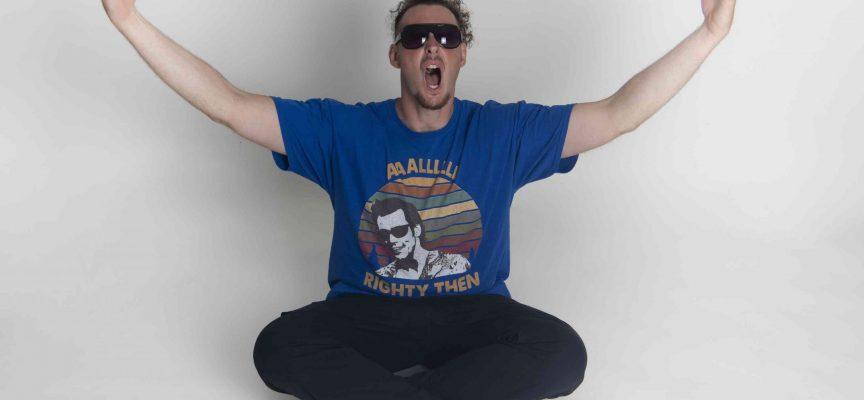 """Esce oggi """"Il ballo del Grizzly"""", il nuovo EP del rapper FattoSano"""