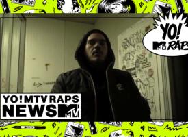 MTV RAPS PRESENTA ENSI TOUR BOOK