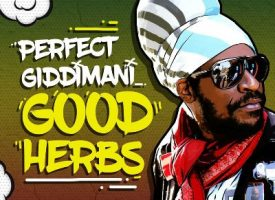 Perfect Giddimani – Good Herbs (prod by Jimmy Splif Sound)