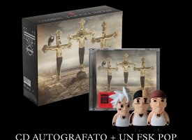 """FSK SATELLITE: il nuovo album """"Padre Figlio e Spirito"""" fuori venerdì 11 settembre"""