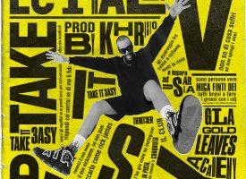 """""""Take It Eazy"""": il nuovo singolo di Lethal V è un invito a rilassarci un po'"""