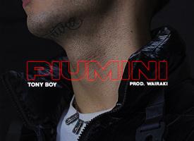 """""""Piumini"""" è il nuovo singolo di Tony Boy, uno dei talenti più in ascesa della nuova generazione del rap italiano"""