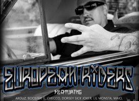 Prhome promuove la prima compilation di West Coast in Europa: European Riders