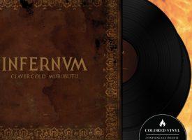 """""""Infernvm"""": ad un anno dall'uscita, il disco di Claver Gold e Murubutu arriva in vinile"""