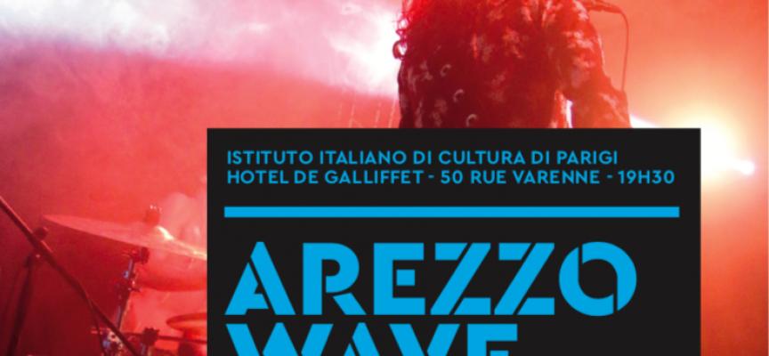 Dal 21 giugno al 15 dicembre il progetto di Arezzo Wave e dell'Istituto Italiano di Cultura a Parigi