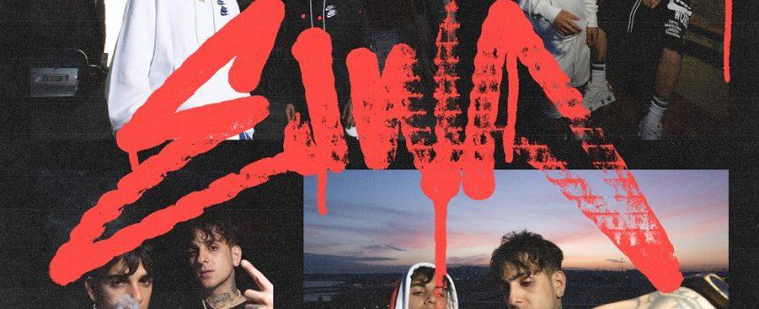 """""""Eiwa"""": dopo il successo delle collaborazioni con Villabanks e Touchè, Rayan & Intifaya tornano con un nuovo singolo"""
